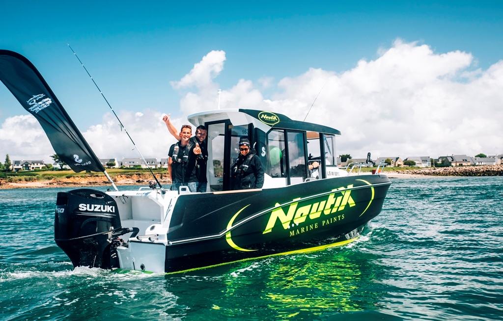 Nautix & Barracuda tour 2018